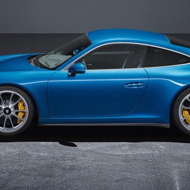 Porsche 911 GT3 Touring Package : un design sage qui cache un monstre !