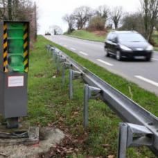 Radars : la révolte bretonne avec déjà 29 dispositifs vandalisés depuis janvier !