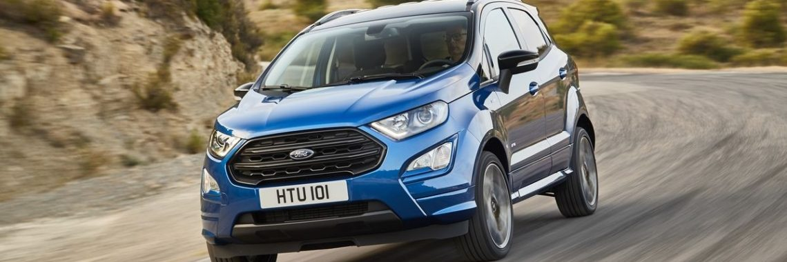 Ford EcoSport : un restylage synonyme de multiples optimisations !