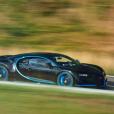 Vidéo : la Bugatti Chiron de 0 à 400 km/h en 42 s, World Record !