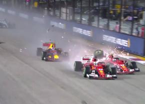 video-crash-f1-ferrari-singapour