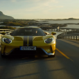 Vidéo : la Ford GT sur l'impressionnante route de l'Atlantique…