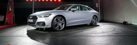 Audi A7 Sportback : coupé somptueux, sportif et high-tech