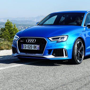 Audi RS 3 Sportback : la compacte extrême à l'essai
