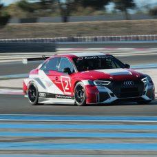 Audi RS 3 LMS : au volant du bolide sur le circuit Paul Ricard