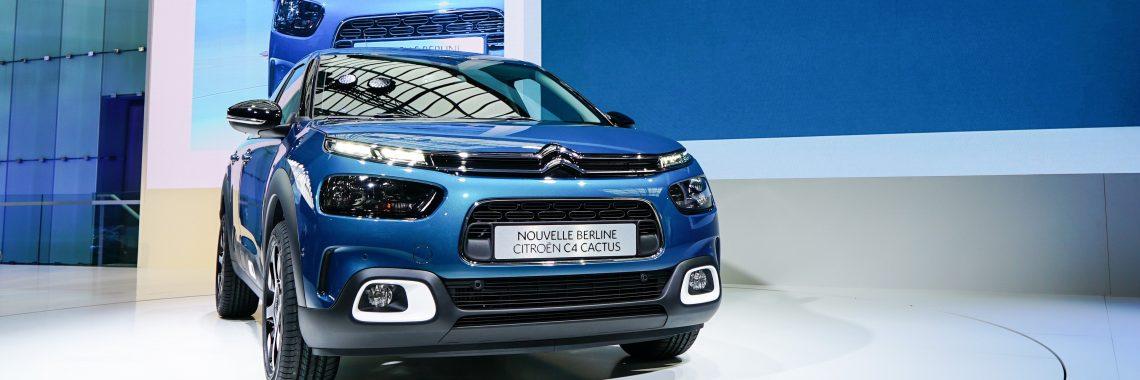 Citroën C4 Cactus : place à un audacieux SUV «berlinisé»