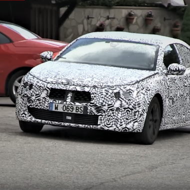 Peugeot 508 : la future génération de la berline surprise en vidéo