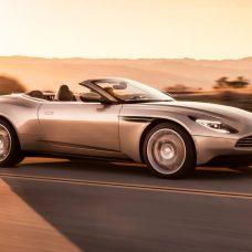 Aston Martin DB11 Volante : «sans toit» mais aussi sublime que le coupé