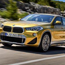 BMW X2 : une nouveauté compacte et sportive