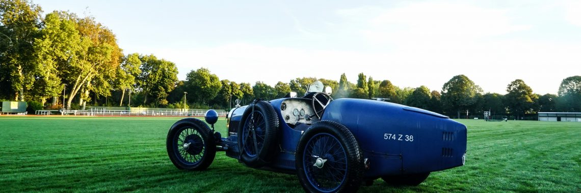 Journées Automobiles Chapal : revivez le Concours d'Elegance du Polo de Paris