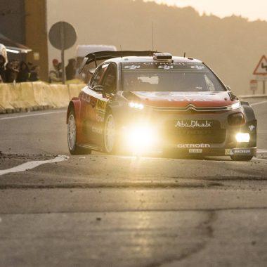 WRC – Espagne : Kris Meeke s'impose en maître