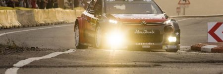 WRC – Espagne : Kris Meeke s'impose en maître !