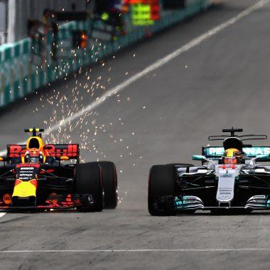 F1 – GP de Malaisie : Verstappen s'impose devant Hamilton !