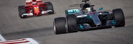 F1 – GP des Etats-Unis : Hamilton vainqueur se rapproche du titre