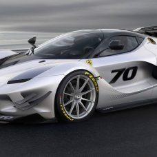 Ferrari FXX-K Evo : l'Hypercar évolue avec une aérodynamique poussée