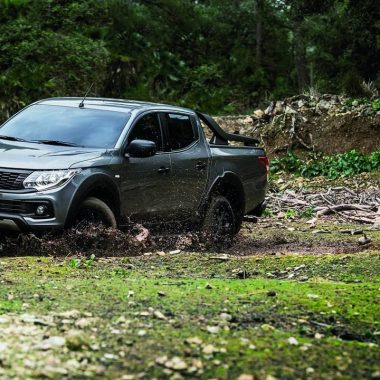 Fiat Fullback Cross : le pick-up italien se refait une beauté