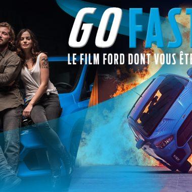 Ford Go Faster : devenez cascadeur grâce à une expérience immersive !