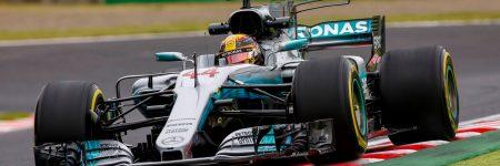 F1 – GP du Japon : Lewis Hamilton s'envole vers le titre pilote !