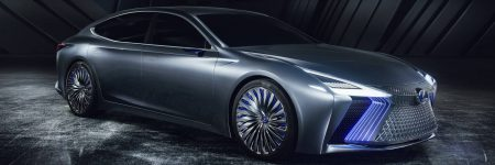 Lexus LS+ Concept : vers l'intelligence artificielle automobile