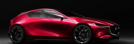 Mazda Kai Concept : la future Mazda3 devrait être sublime