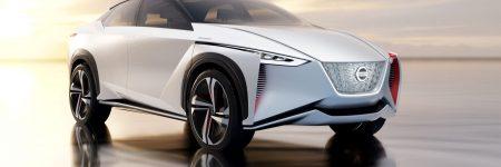 Nissan IMx Concept : vision d'un crossover électrique et autonome