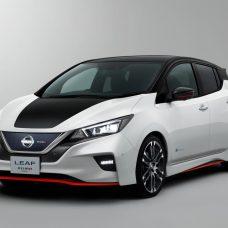 Nissan Leaf Nismo Concept : citadine, électrique et désormais sportive !