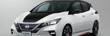 Nissan Leaf Nismo Concept : citadine, électrique et désormais sportive