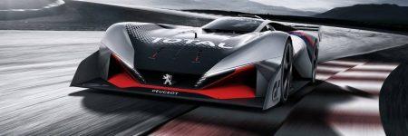 Peugeot L750 R HYbrid Vision Gran Turismo : extrême «lionne» virtuelle de compétition !