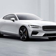 Polestar 1 : coupé hybride de 600 ch synonyme d'une nouvelle marque pour Volvo