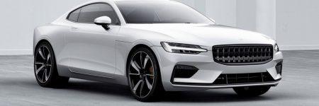 Polestar 1 : coupé hybride de 600 ch synonyme d'une nouvelle marque pour Volvo !