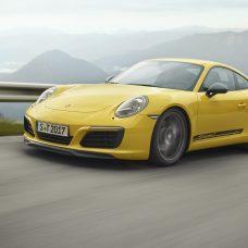 Porsche Carrera 911 T : une nouvelle version destinée aux puristes