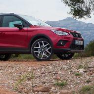 Seat Arona TSI 150 FR : très convaincant crossover, essai