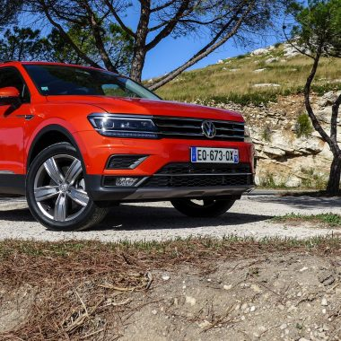 Volkswagen Tiguan Allspace : le SUV 7 places à l'essai !