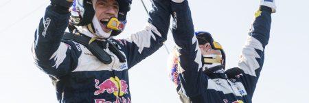 WRC – Grande-Bretagne : Sébastien Ogier champion du monde