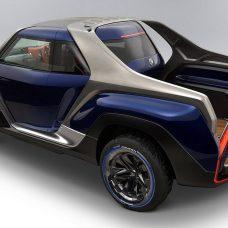 Yamaha Cross-Hub Concept : le pick-up des villes est né