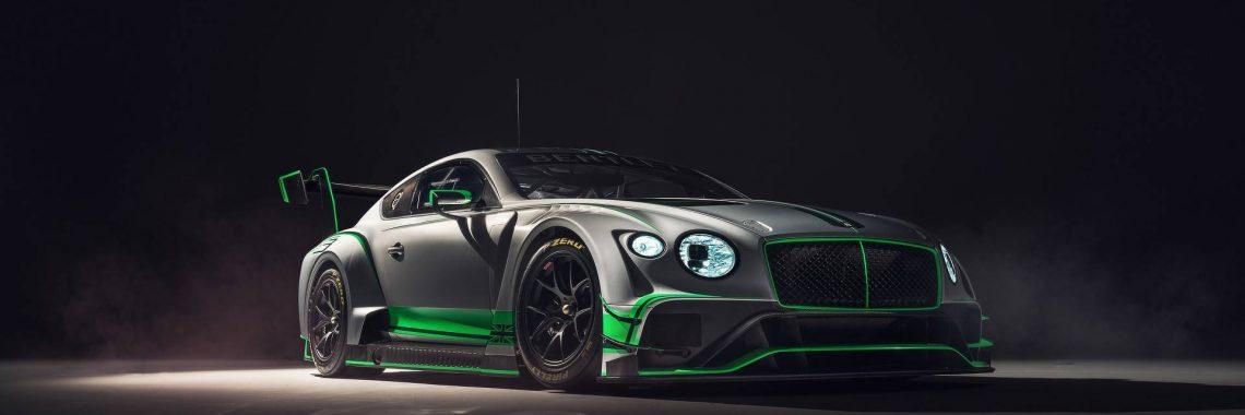 Bentley Continental GT3 : la nouvelle génération dévoilée