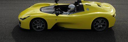 Dallara Stradale: une impressionnante première Supercar dévoilée