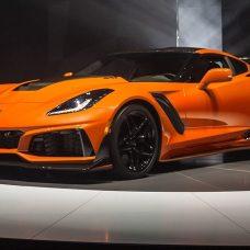 Chevrolet Corvette ZR1 : la Supercar américaine est de retour avec 765 chevaux