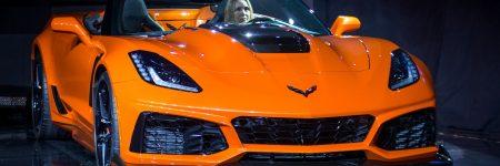 Chevrolet Corvette ZR1 : la version cabriolet dévoilée
