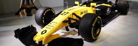 F1 : Renault Sport dévoile une R.S.17 en LEGO (vidéo)