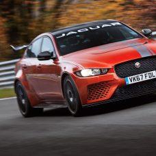 Jaguar XE SV Project 8 : elle signe le nouveau record du Nürburgring