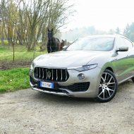 Maserati Levante : le SUV «au trident» en balade