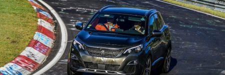 Peugeot 3008 GT : le SUV «s'amuse» sur le Nürburgring