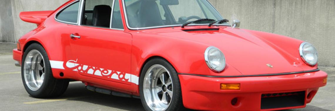 Vidéo : une Porsche 911 Carrera de 1986 avec un moteur de Corvette