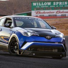 Toyota C-HR Tuned : 600 chevaux pour le SUV de «Compétition»