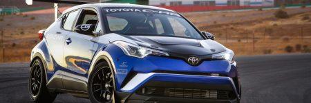 Toyota CH-R Tuned : 600 chevaux pour le SUV de «Compétition»