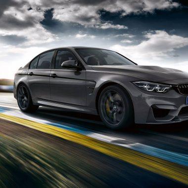 BMW M3 CS : 460 ch pour la nouvelle «familiale très sportive»