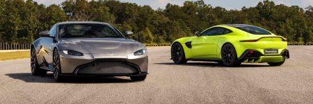 Aston Martin Vantage : la nouvelle génération se dévoile en beauté