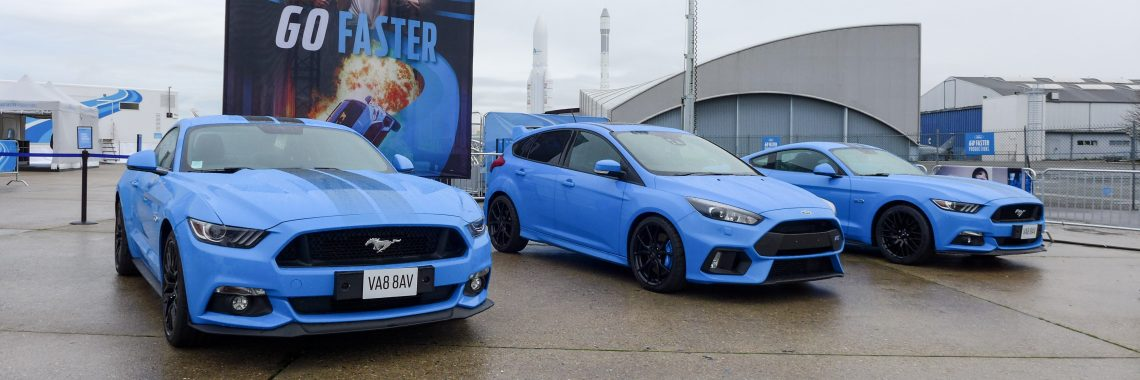 Ford Go Faster : le test de l'attraction automobile de l'année