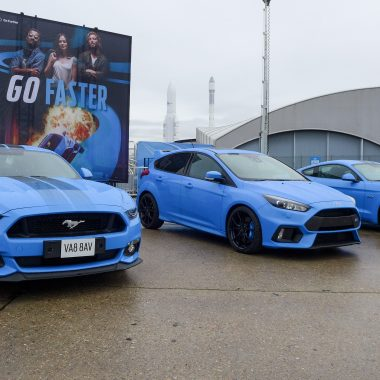 Ford Go Faster : le test de l'attraction automobile de l'année !